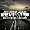 Andrew Spencer vs Lazard - Here without you (Acid Luke vs X-Meen Rework)