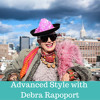 71 Advanced Style with Debra Rapoport