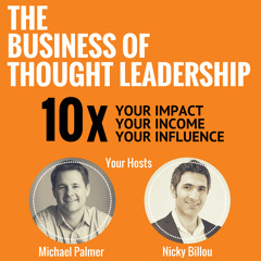 EP03: Marc Von Musser - 10X Your Results With Tony Robbins' Director of Coaching