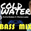 MAJOR LAZER Ft Justin Bieber - Cold Water- Bass Mix - Bpm 102