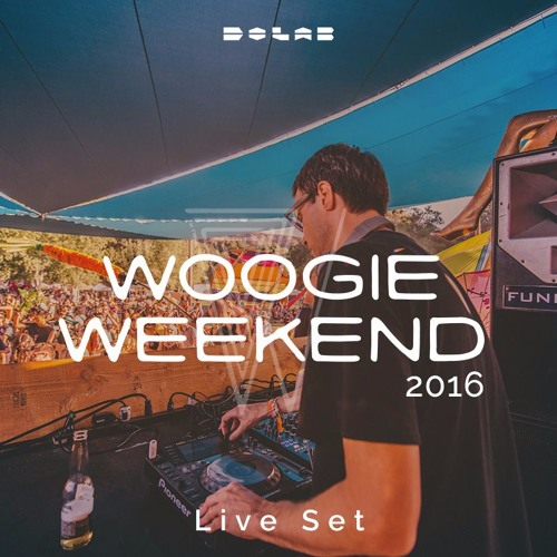 Do LaB presents Roman Flügel (Live) at Woogie Weekend 2016