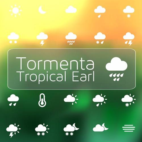 Monitoreo de la Tormenta Tropical Earl
