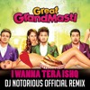 I Wanna Tera Ishq (Extended) - DJ Notorious | Zee Music Official Remix
