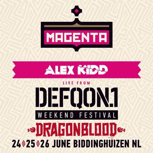 Alex Kidd Live from Defqon.1 2016 #Classics (Free Download)