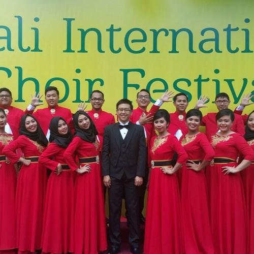 Paduan Suara PT Telkom Group at Mix Choir Category 5th BICF 2016