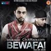 Zohaib Amjad - Bewafai ft. Dr. Zeus | New Punjabi Song 2016 |