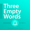 Three Empty Words Ringtone • Shawn Mendes Remix Ringtone Tribute • For iPhone and Android
