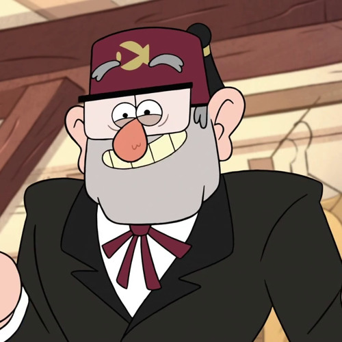 Grunkle Stan's Message