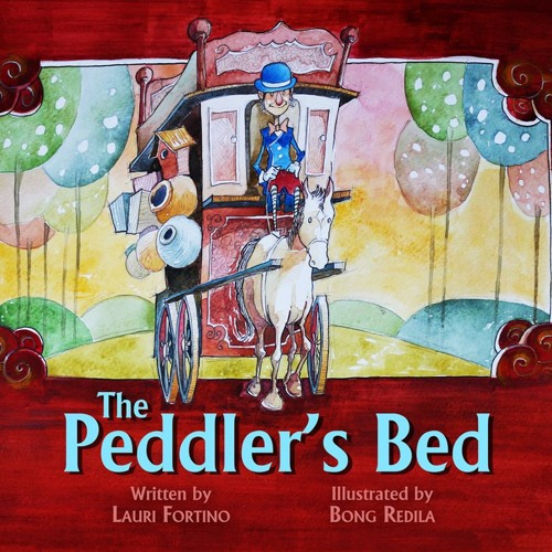 """""""The Peddler's Bed"""" by Laurie Fortino - DCL Actor's Table Readings 7.20.2016"""