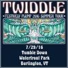 Twiddle 7/29/16 Funky Town - Tumble Down @ Waterfront Park - Burlington VT