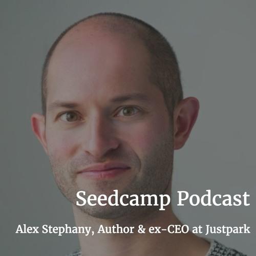 Alex Stephany, Author and ex-CEO at JustPark