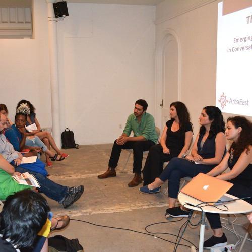 The City Speaks – Emerging Artists from Beirut and Cairo in Conversation with the Urban Environment