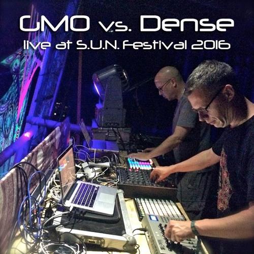 GMO vs. DENSE - live set at S.U.N. Festival 2016