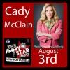 Chaz Robinson/ Two Time Emmy Winner Cady McClain