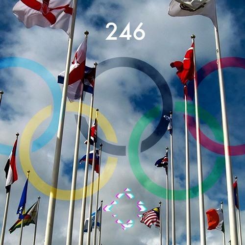 AntiCast 246 – Olimpíadas, Política (e Terrorismo?)