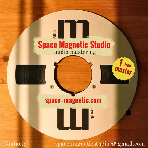 SPACE MAGNETIC - Queen's Garden - MASTERED by SPSACE MAGNETIC MASTERING