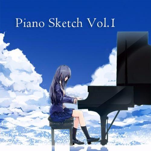 【C91 3日目西り-34a】Piano Sketch Vol.1 XFD【ソロピアノアルバム】
