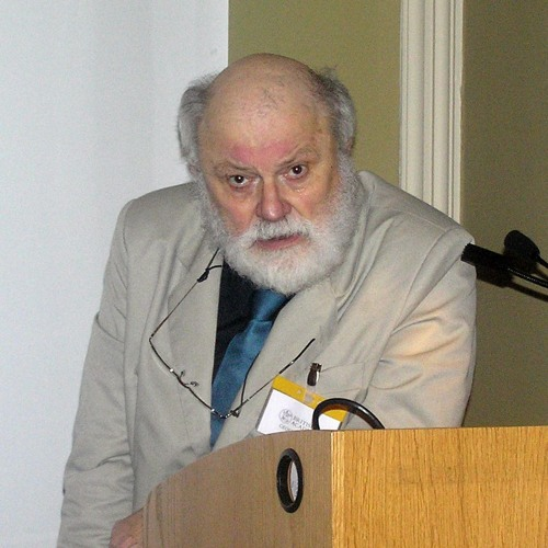 Poetry reading by Geoffrey Hill at John Milton Quatercentenary Conference