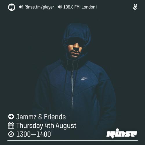 Rinse FM Podcast - Jammz w/ Spooky, Shemzy + Jack Dat - 4th August 2016