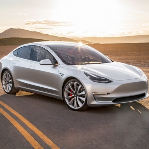 Tesla Model 3 Wallpaper Iphone: Tesla's Model 3: The IPhone Or Blackberry Of The Auto
