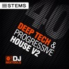 Dj Mixtools 40 - Deep Tech & Progressive House Vol 2