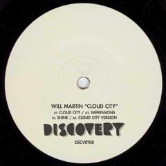 Will Martin - Cloud City DSCVRY08