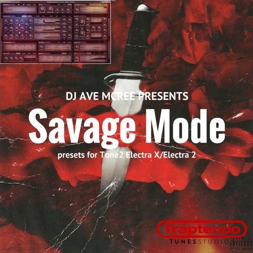 Savage Mode instrumental remake(Savage Mode ElectraX presets)