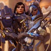 Pharah and Ana voice lines