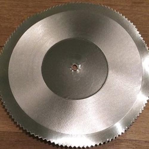 See Or Hear [silver lathe cut - LaborBerlin]