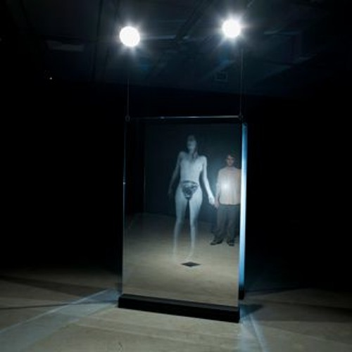Out Of Body Out Of Mind [installation Institute of Modern Art; Sally Golding & Joel Stern]