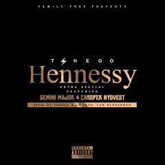 Tshego ft. Gemini Major, Cassper Nyovest - Hennessy