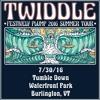 Twiddle 7/30/16 Hatti's Jam -> When It Rains It Poors - Tumble Down - Waterfront Park Burlington VT