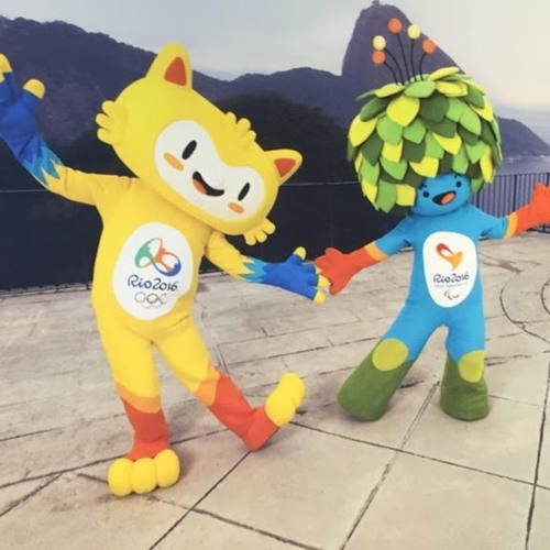 The Olympic Museum in Lausanne gets ready for the Rio Games.
