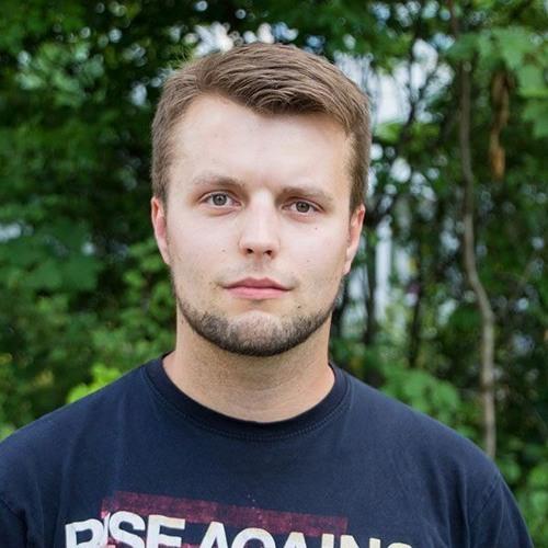 Steffen Kasch, CAD-Hiwi
