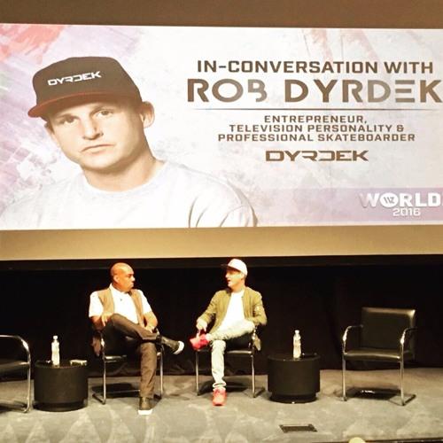 #131:  Rob Dyrdek - Obsessions, Lessons, and Progression