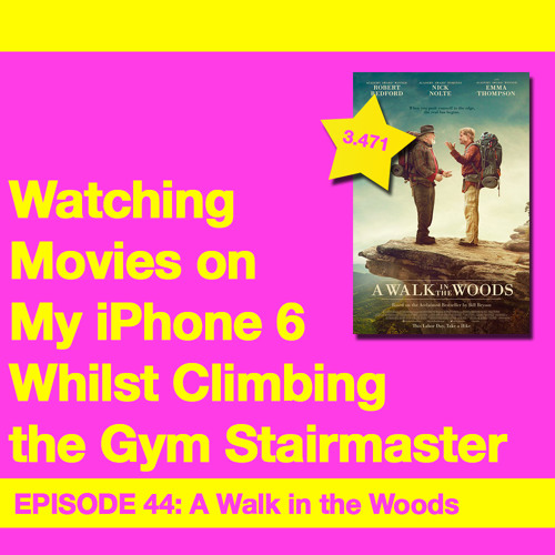 Movie Review 44: A Walk in the Woods (2015)
