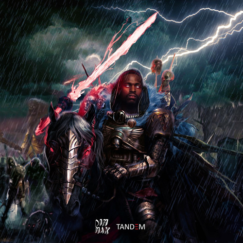 Bok Nero - Lorde of Legions (ft. Jahlil Beats) EP