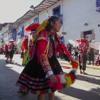 Danza Saraspillu / Cusco, Perú