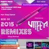 Party Pack - Best of 2015 's Remixes (Mega Mashup)