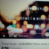 SUBURBIA Troye Sivan Cover