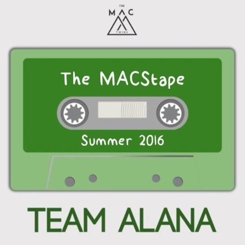 Alana's Summer 2016 Mixtape