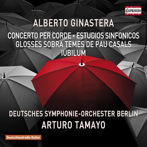 Alberto Ginastera - New CD