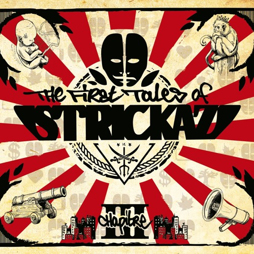 THE FIRST TALES OF STRICKAZ: CHAPITRE III