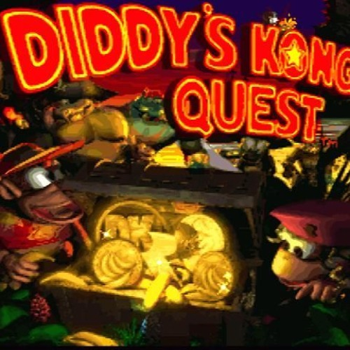 Donkey Kong Country 2 Medley Cover