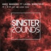 Andy Manning Ft Laura Wakefield - Hide (Let Me Love You) (Original)