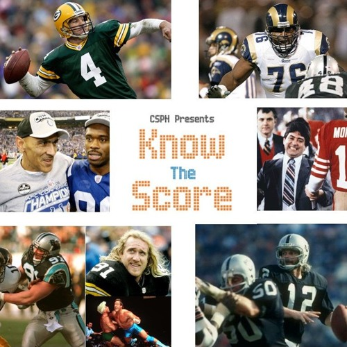 Know the Score 57 - Pro Football Hall of Fame, feat. @Smooth_Orator