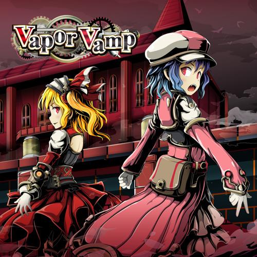 [Demo] Scarlett Nightmare/DJ SHARPNEL feat 大瀬良あい -  Vapor Vamp / V.A. (OMK-43)