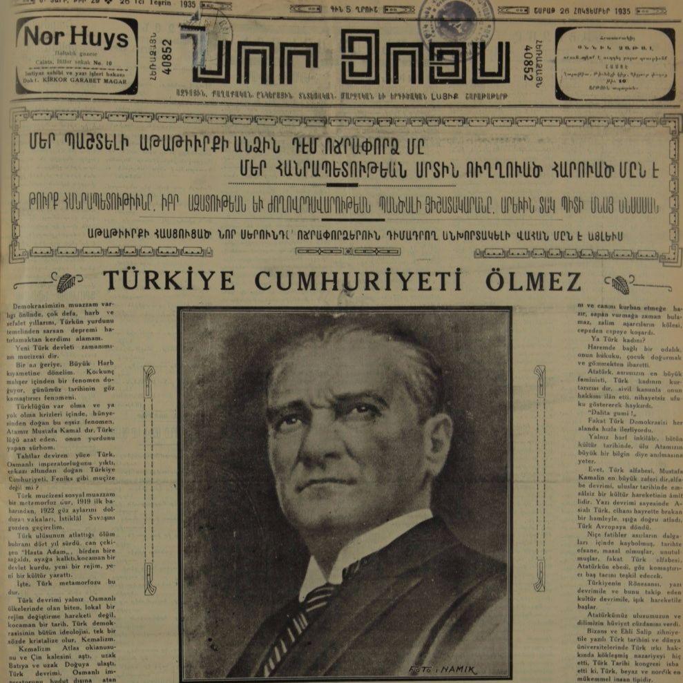 Secular Dhimmis of the Republic   Lerna Ekmekçioğlu