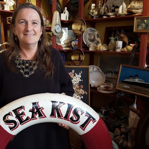 Jenni Meldrum - Sea Kist, South Queensferry