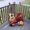 Redemption Song (Guitar-N-Cajon) Rough Take :)